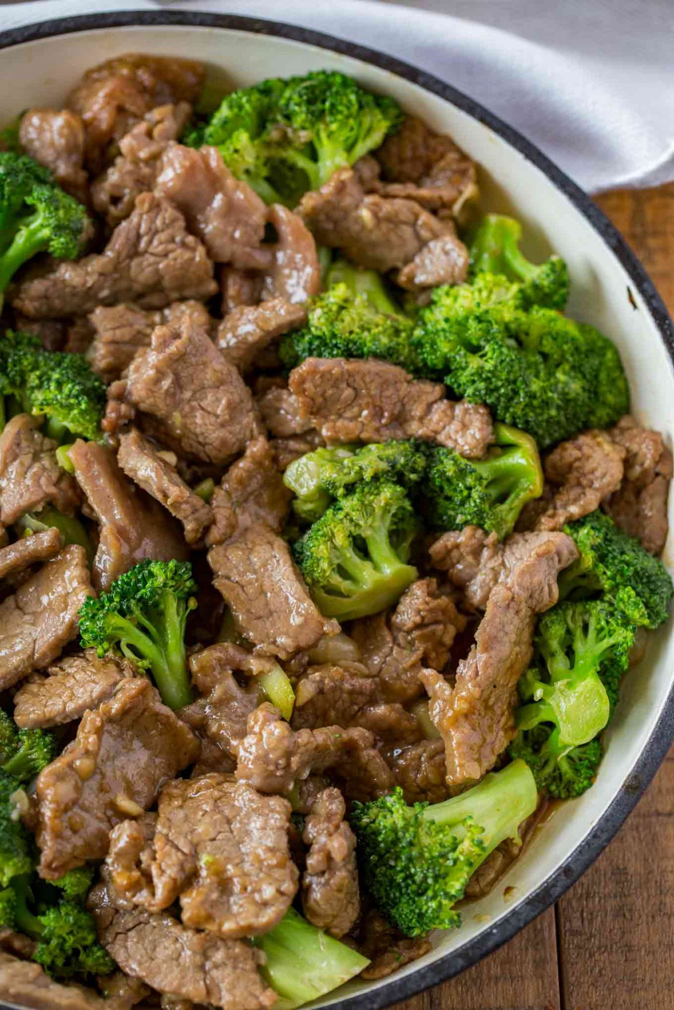 Beef and Broccoli - Recipes Beef And Broccoli Chinese