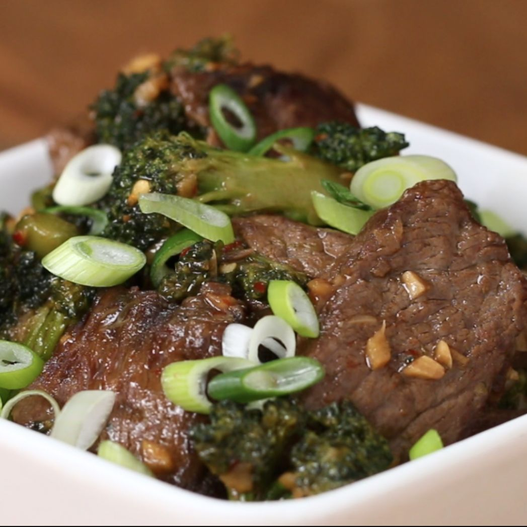 Beef And Broccoli Stir-Fry Recipe by Tasty - Recipes Beef And Broccoli Stir Fry