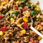 Beef And Rice With Veggies – Recipes Rice Beef Mince