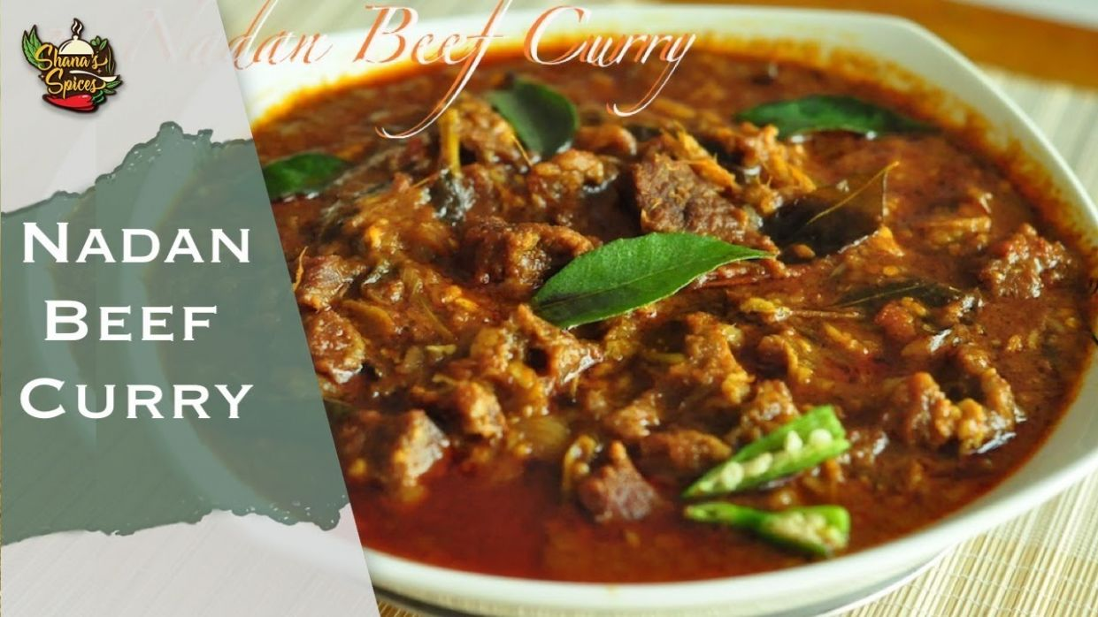 Beef Curry | Nadan Beef Curry | നാടൻ ബീഫ് കറി | Shanas Spices Ep:8 - Beef Recipes In Malayalam Language