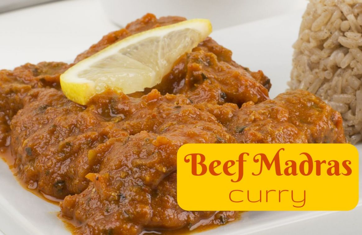 Beef Madras Curry - Recipes Beef Madras Curry