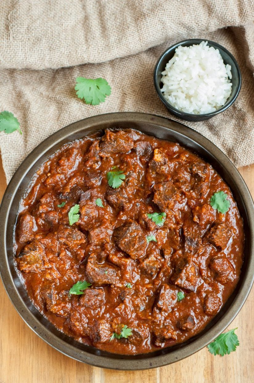 Beef Masala Curry - Recipes Beef Curry