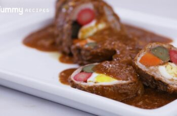 Beef Morcon | Yummy Ph