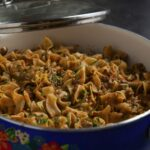 Beef Noodle Skillet – Healthy Recipes Ree Drummond