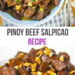 Beef Salpicao – Beef Recipes Pinoy