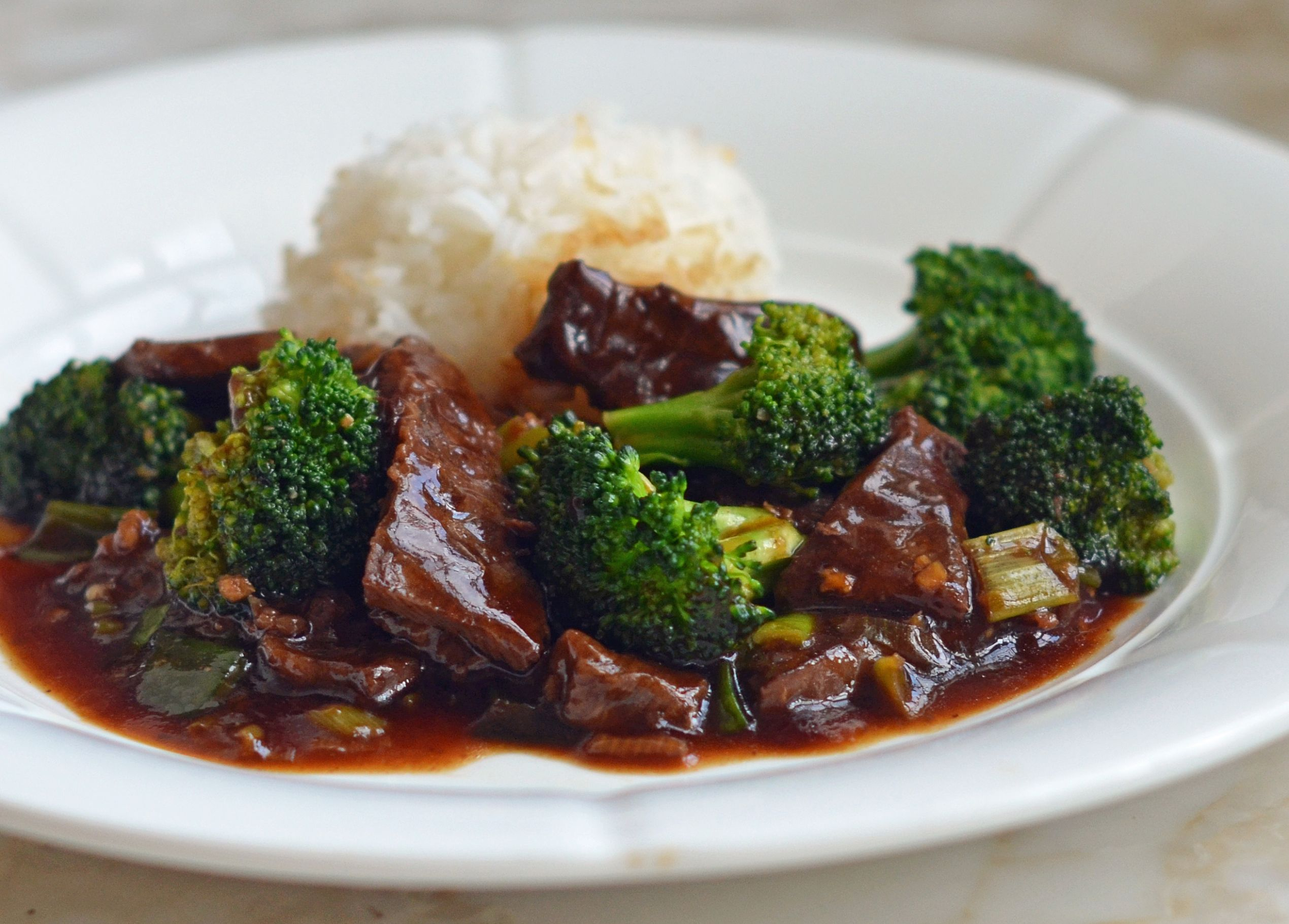 Beef with Broccoli - Recipes Beef And Broccoli Chinese
