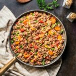 Beefy Rice Skillet | Ready Set Eat – Recipes Rice Mince
