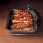 Belly Pork Strips In Barbecue Sauce – Belly Pork Recipes Quick