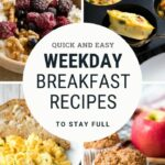 Best 10+ Weekday Breakfast Ideas And Recipes | The Worktop – Breakfast Recipes Quick