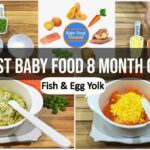 Best Baby Food 9 Month Old – Recipes With Fish And Egg Yolk – YouTube – Food Recipes For 8 Month Old