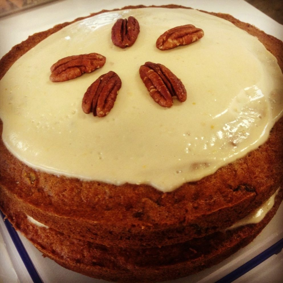 Best Carrot Cake Recipe Guardian - The Cake Boutique - Cake Recipes Guardian