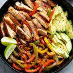 Best Chicken Fajitas – Cafe Delites – Recipes Chicken Breast Bell Peppers Onions