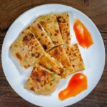 Best Egg Paratha (Omelette Stuffed Flatbread)