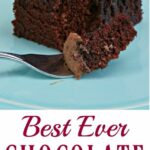 Best Ever Chocolate Cake (no Eggs, No Butter) – Cake Recipes Without Eggs