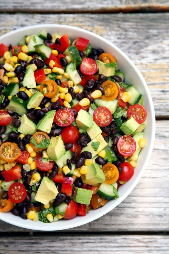 Best Lunch Recipes For Weight Loss | POPSUGAR Fitness - Salad Recipes Under 500 Calories