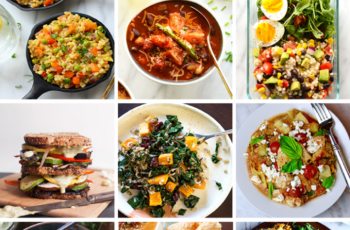 Best Meal Prep Recipes: Dinners | Fit Foodie Finds