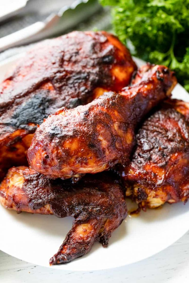 Best Oven Baked BBQ Chicken - Recipes Chicken On The Bbq