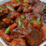 Best Oxtail Stew (Jamaican Style) – Recipes Oxtail Soup