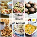 Best Potluck Recipes For Summer – That Skinny Chick Can Bake – Summer Recipes To Feed A Crowd