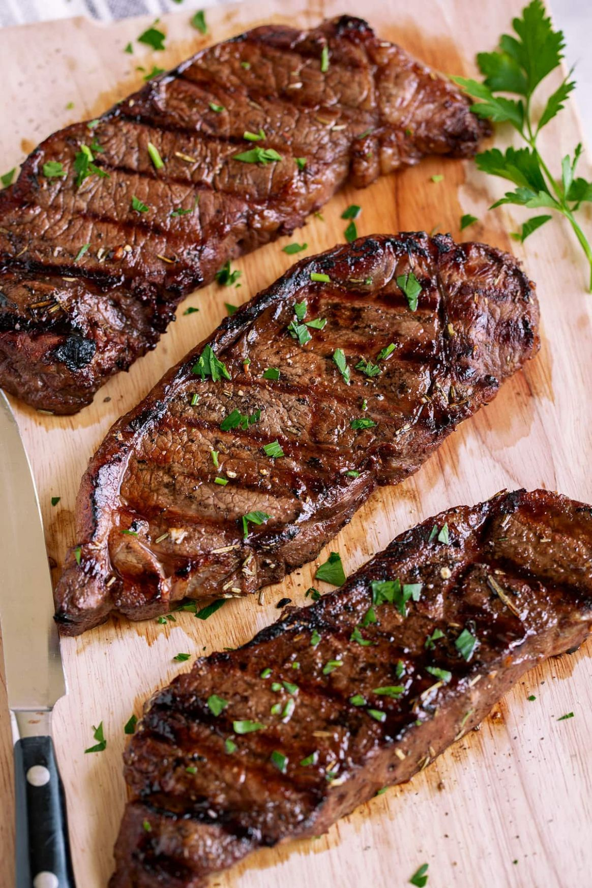 Best Steak Marinade Easy and So Flavorful! - Cooking Classy - Recipes Beef Marinade