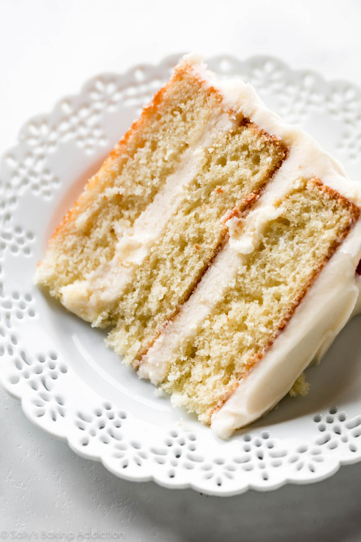 Best Vanilla Cake - Recipes Cake Easy