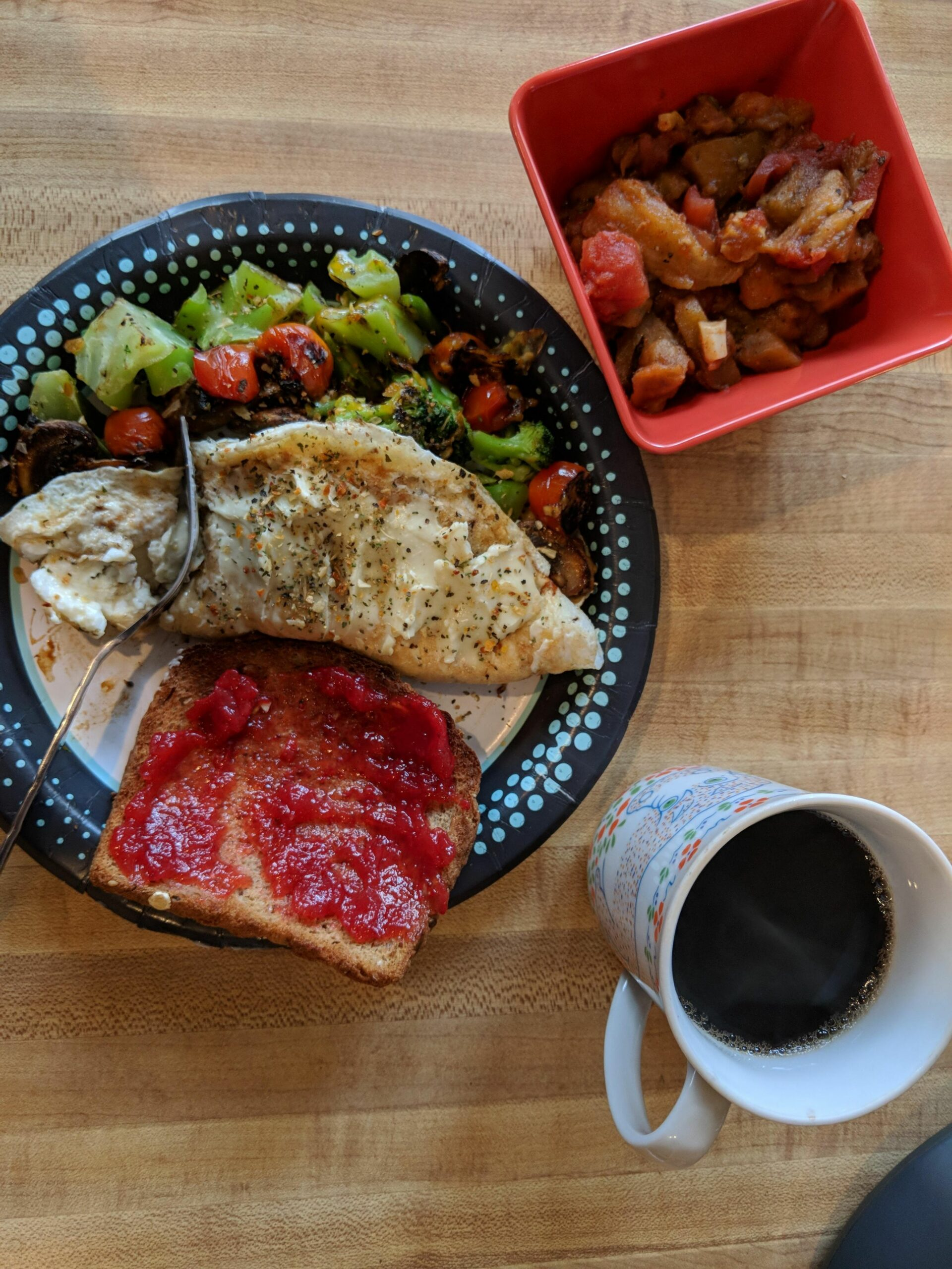 Big breakfast @ 10 calories : 10isplenty - Breakfast Recipes Reddit