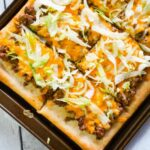 Big Mac Pizza – This Is Not Diet Food – Recipes Using Pizza Dough Pillsbury
