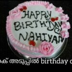 Birthday Cake || Birthday Cake Recipe In Malayalam / No