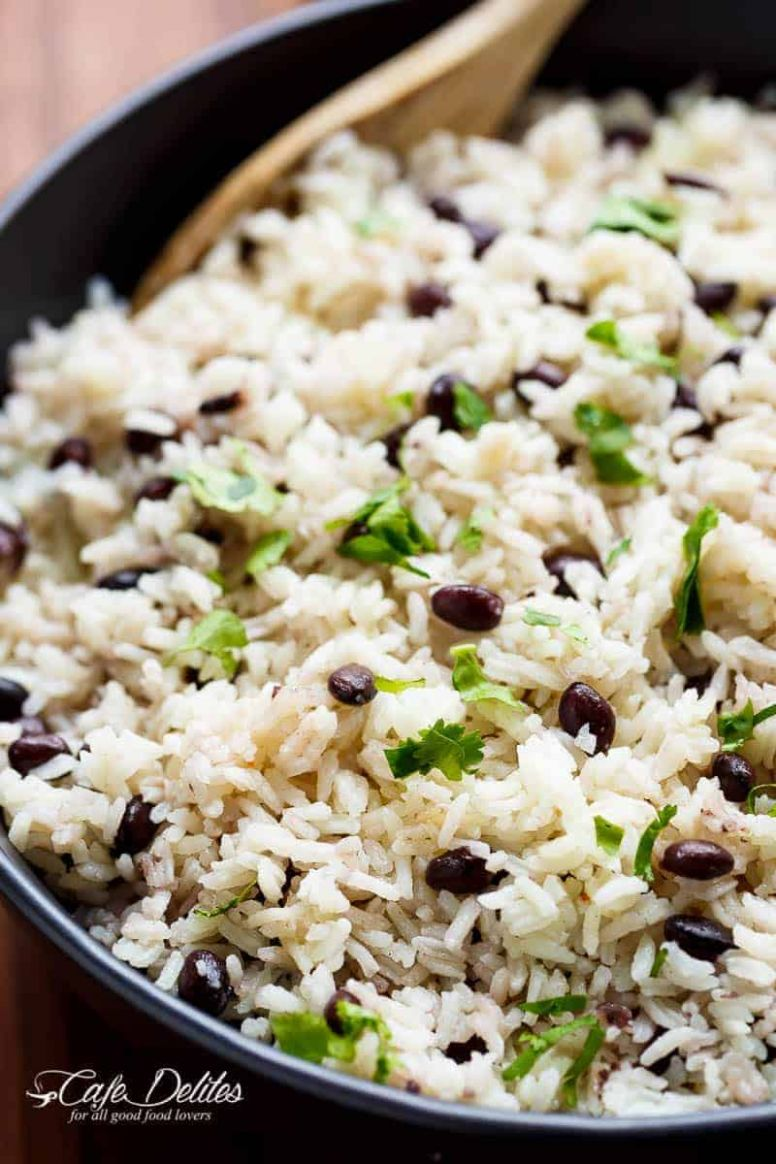 Black Beans & Rice Recipe - Recipes Rice And Black Beans