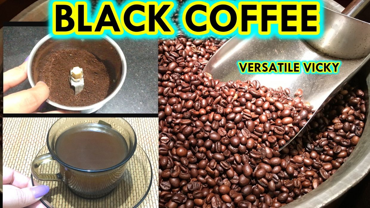 Black Coffee for Weight Loss Hindi | Super Weight Loss Drink | Lose 11KG in  a Month with Coffee - Recipe For Weight Loss Coffee