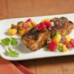 Blackened Mahi Mahi With Mango Salsa | Ready Set Eat – Recipe Fish With Mango Salsa