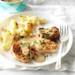 Blue Cheese Pork Medallions – Recipes Pork Loin Medallions