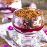 Blueberry Fool Recipe – Quick Dessert With Whipped Cream & Fresh Berries – Blueberry Recipes Dessert Quick