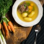 Bone Broth Soup With Beef And Vegetables – Recipes Using Beef Broth
