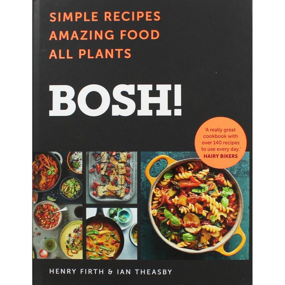 BOSH - Simple Recipes Amazing Food All Plants by Henry Firth & Ian Theasby  | Healthy Eating Books at The Works - Simple Recipes Cookbook