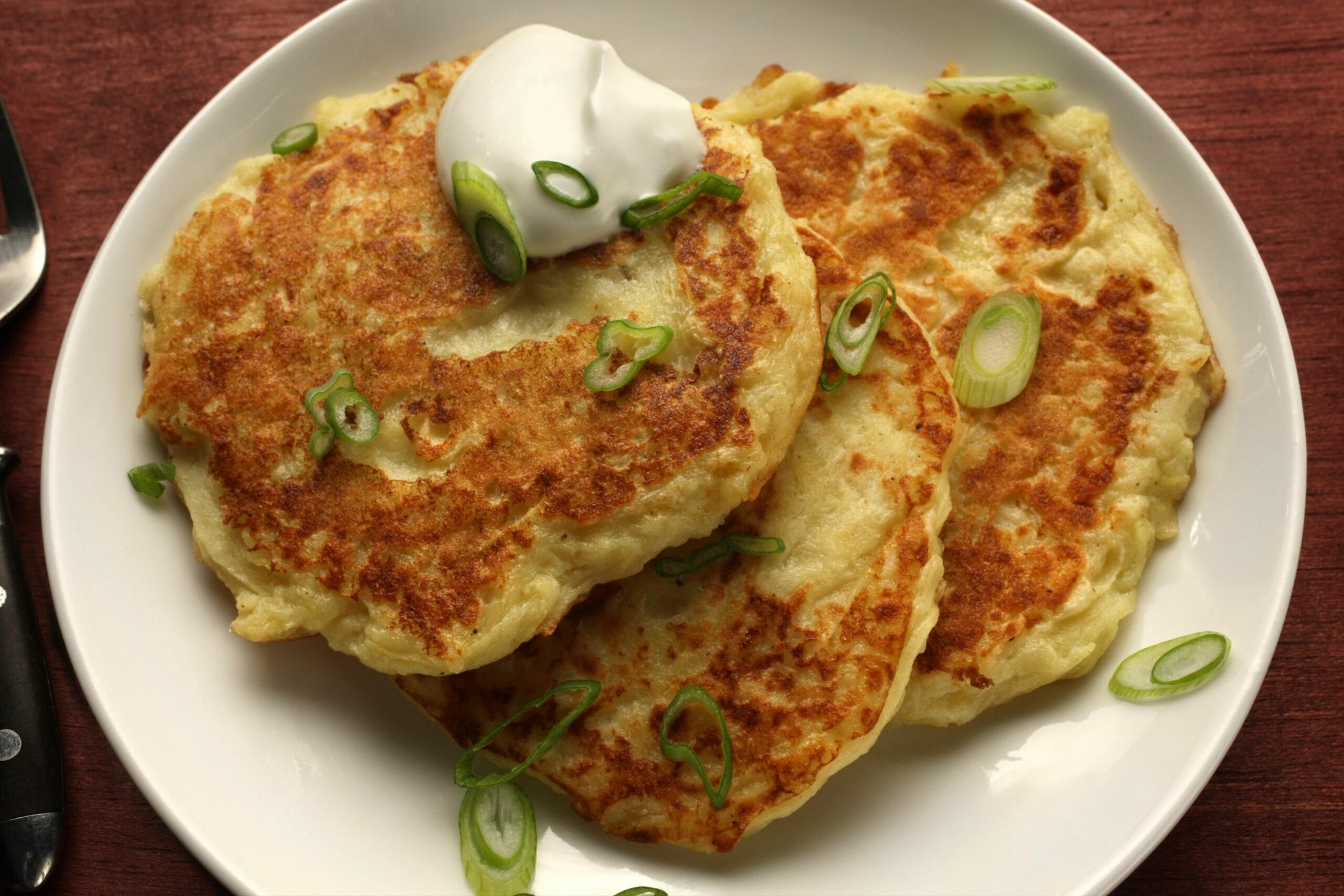 Boxty (Irish Potato Pancake) - Recipes Potato Pancakes