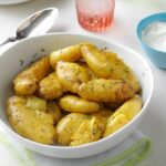 Braised Dill Potatoes – Potato Recipes Easter