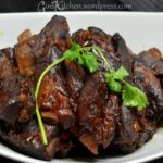Braised Pork Soft Bones (豬軟骨) | GinsKitchen – Recipe Pork On The Bone