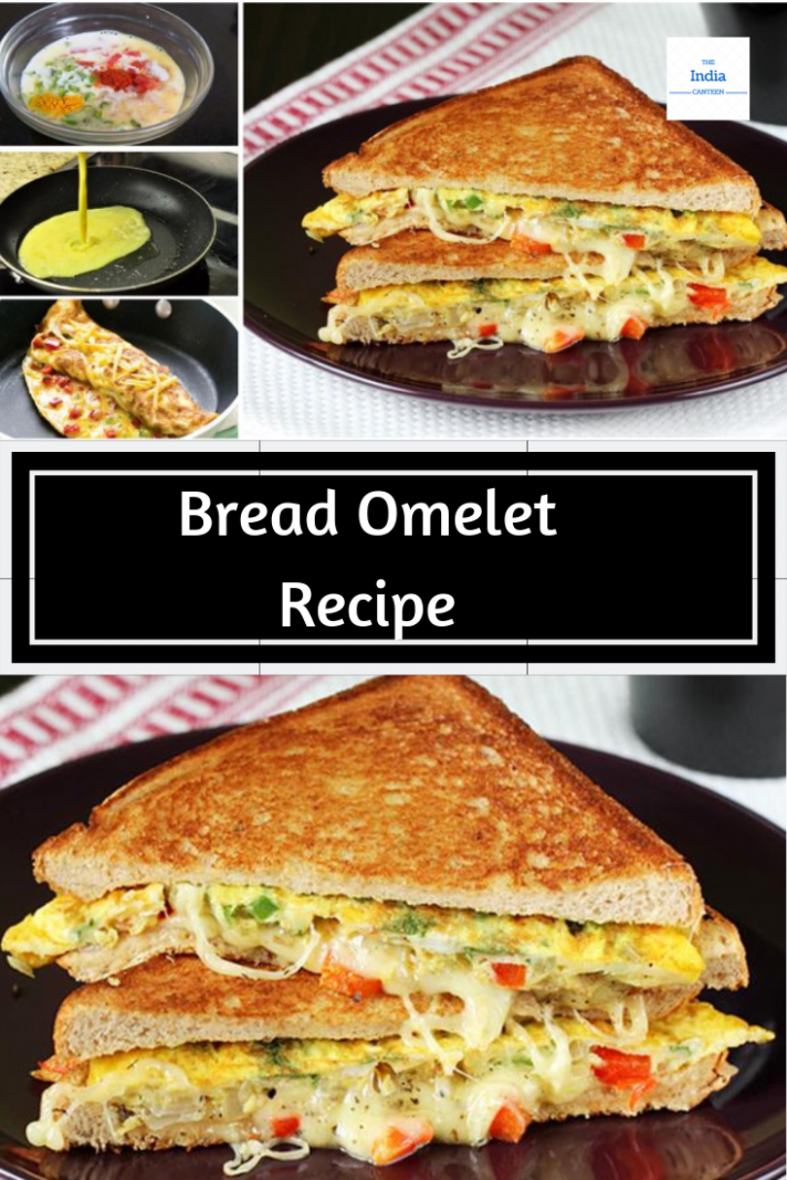 Bread Omelette recipe – Easy breakfast recipe to make.You can ..