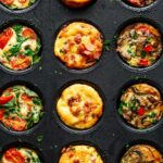 Breakfast Egg Muffins 12 Ways (Meal Prep) – Cafe Delites – Recipes Egg Muffin Cups
