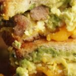 Breakfast Grilled Cheese – Sandwich Recipes Delish