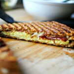 Breakfast Panini – Simply Scratch – Recipes Sandwich Press