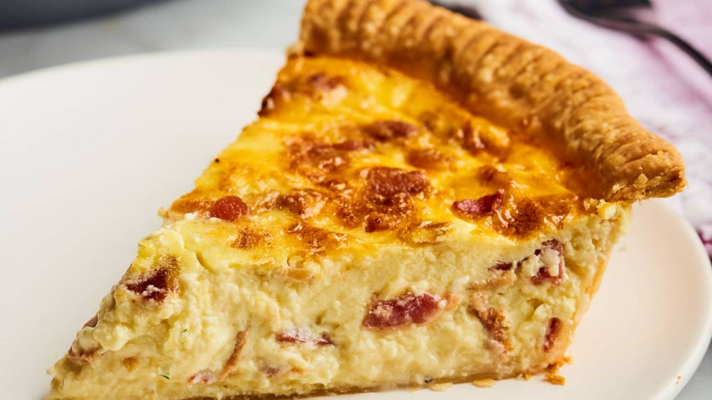 Breakfast Quiche Recipe - Recipes Egg Quiche