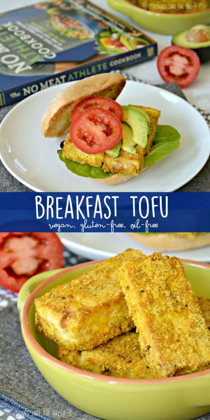 Breakfast Tofu (The No Meat Athlete Cookbook) | No meat athlete ..