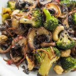 Broccoli And Mushroom Stir Fry | Healthy Stir Fry Recipes – Vegetable Recipes Easy Healthy