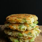 Broccoli Cheddar Rice Patties Www.petitfoodie.com | Recipes ..