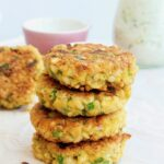 Brown Rice And Chickpea Patties – Recipes Rice Patties