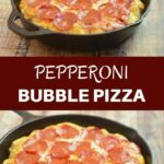 Bubble Pizza – All Recipes Quick Pizza