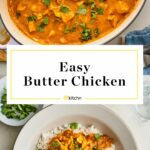 Butter Chicken – Easy Recipes With Chicken