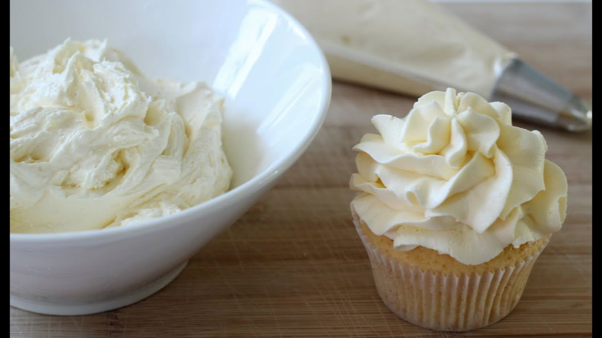 Buttercream Icing Recipe / How to Make Perfect Buttercream Frosting - Recipes Cake Icing